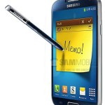 Rumored Samsung Galaxy Memo - Compact Version of Galaxy Note