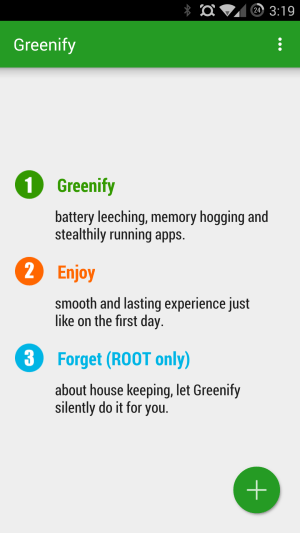 10 Material Design Android apps you should Check out-greenify