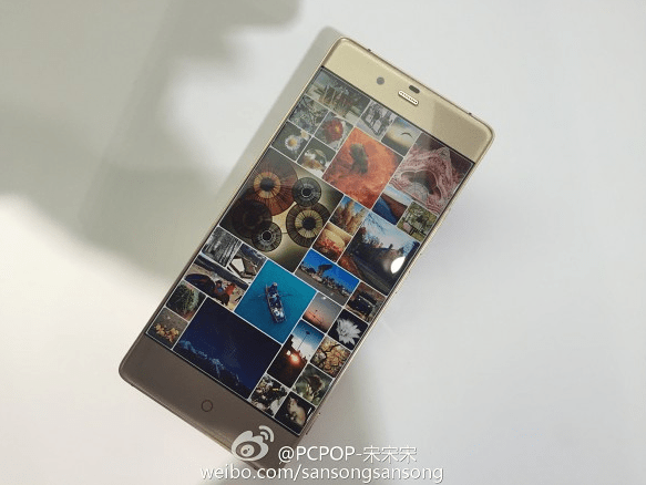 ZTE Nubia Z9 is now official - ft. gesture interactive frame