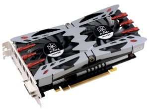 INNO3D GeForce GTX 950 graphic card