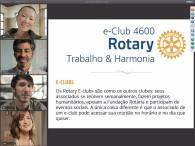 Rotary e-Club 4600 – Trabalho & Harmonia