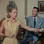 Grace Kelly with Frank Sinatra