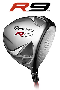TaylorMade R9, the money end