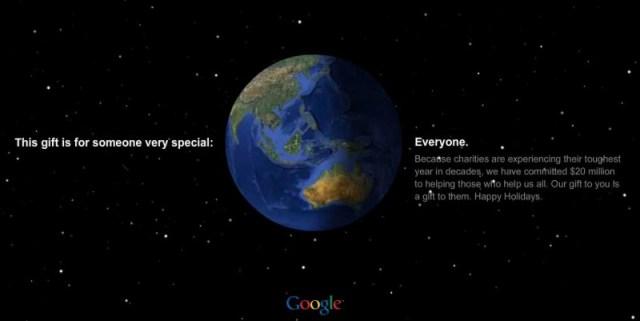 Google gift