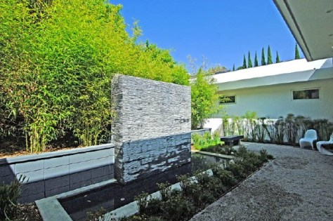 waterfall Groucho Marxs home is a bargain at $10.5 million photo