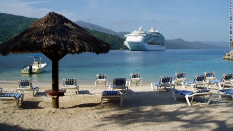 Royal Carribbean in Haiti Royal Caribbean lines to resume vacations in Haiti photo