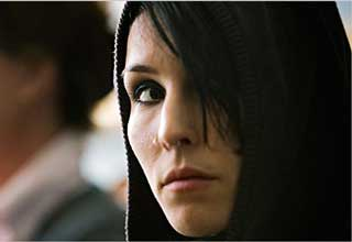 Girl with dragon tattoo web Girl with Dragon Tattoo lambasts lazy press photo
