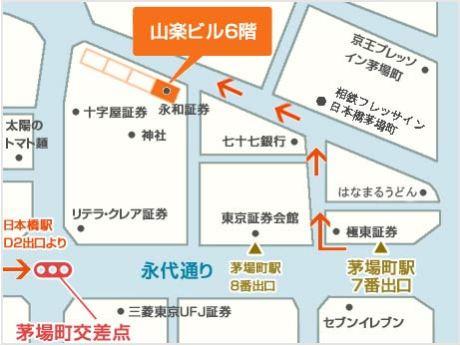 最寄り駅からのアクセス方法