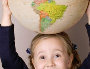 Girl holding the world on her head | NLP World
