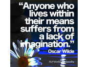 oscar wilde quote imagination