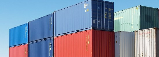 Containerised Cargo, Freight Transport