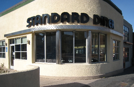 The Standard Diner in Albuquerque's East Downtown District