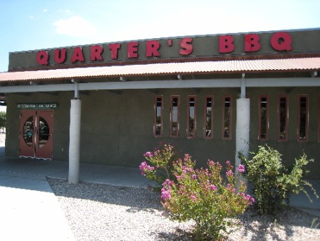 Quarters BBQ on Albuquerque's Northwest side