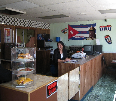 Cuban pride is evident throughout Don Yasmany.