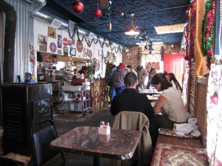 Cecilia's charming cafe
