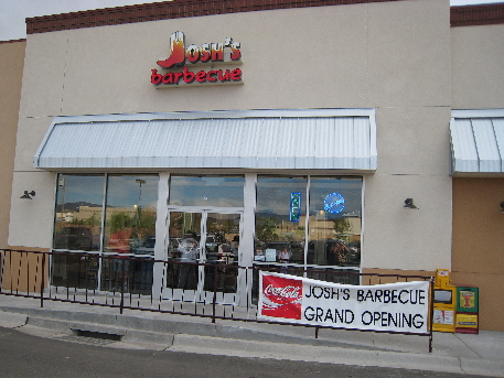 Josh's Barbecue in Santa Fe