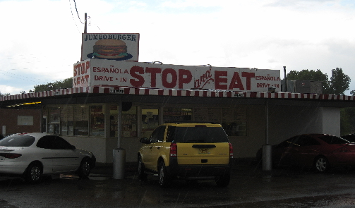 Stop and Eat in Espanola, New Mexico