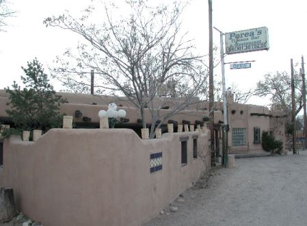 Perea's Tijuana Bar in Corrales