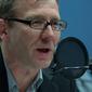 Diskussionsfreudig: Thomas Tietze