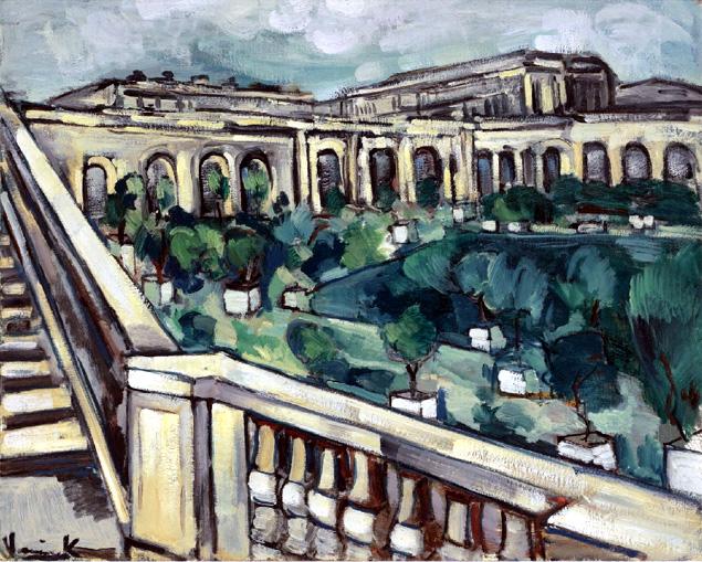 Maurice de Vlaminck L'Orangerie de Versailles