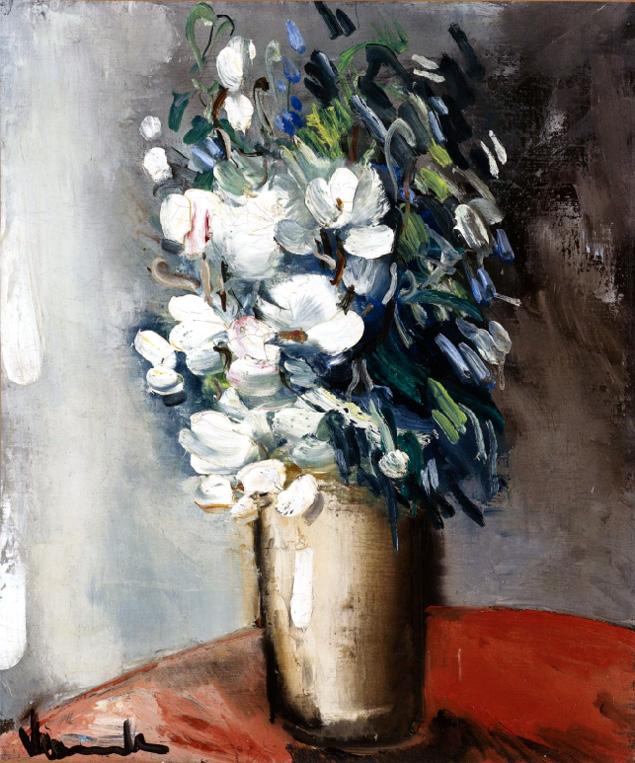 Maurice de Vlaminck Vase De Fleurs