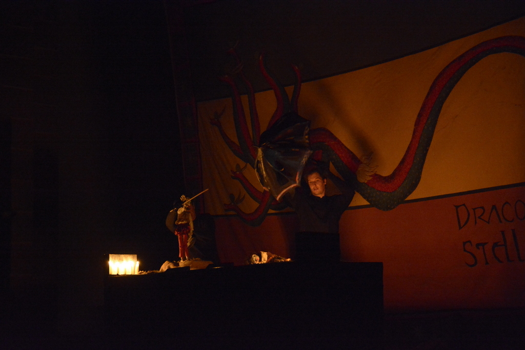 Bambalina Teatre. FOTO: CÉSAR OTERO