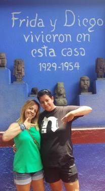 Yoly y Amparo - México