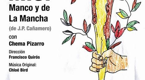 """Finalistas Noctivagos'16 - humorEAmore: """"M.C. Manco y de La Mancha"""""""