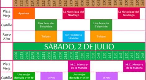 Programa Mano Noctivagos'16