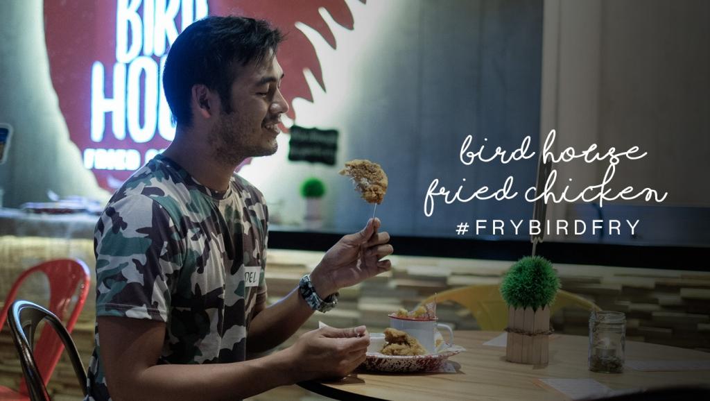 First look at Bird House Fried Chicken Restaurant #FryBirdFry