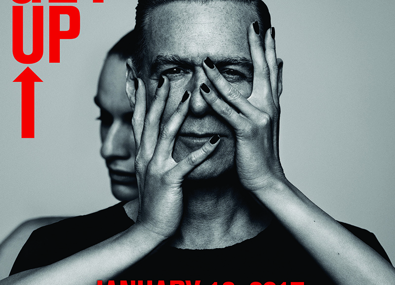 """BRYAN ADAMS coming to Manila, Philippines for """"GET UP""""  World Tour"""
