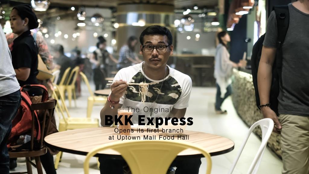 The Original BKK Express opens its very first branch