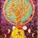 unio mystica, egység minta teremtő kurzus