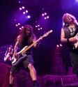 Iron Maiden Concert. Photo by Ros O'Gorman