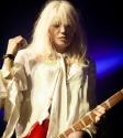 Courtney Love photo by Ros OGorman