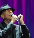 Leonard Cohen, Photo By Ian Laidlaw