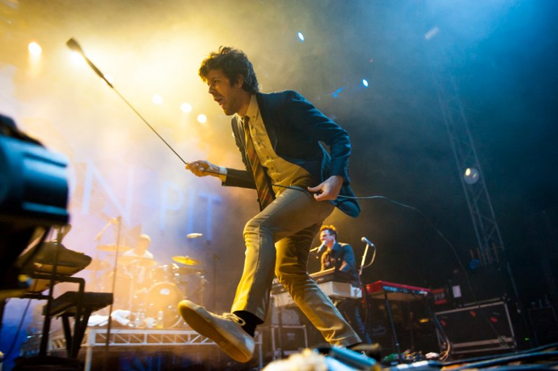 Passion Pit To Play Madison Square Garden