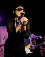 Yoko Ono. Photo by Ros O'Gorman.
