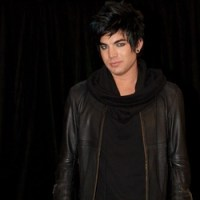 Adam Lambert. images by Ros O'Gorman.