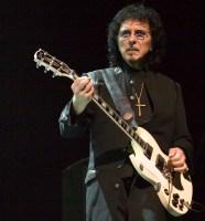 Tony Iommi - Photo By Ros O'Gorman