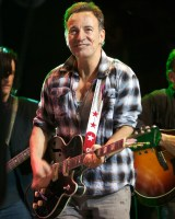 Bruce Springsteen - image by Ros O'Gorman noise11.com photos