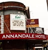 EMI buys one brick of the Annandale Hotel