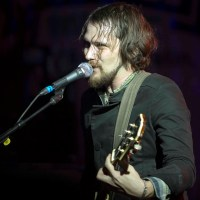 Brian Aubert, Silversun Pickups: Photo Ros O'Gorman