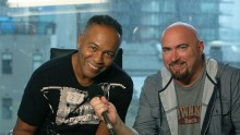 Ray Parker Jr and Fran Strine