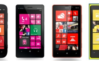 Lumia USA WP8 family