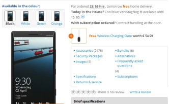 Lumia 930 NL
