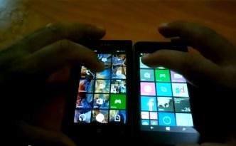 Lumia 530 vs Lumia 525