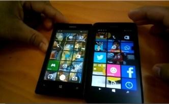 Lumia 630 vs 525