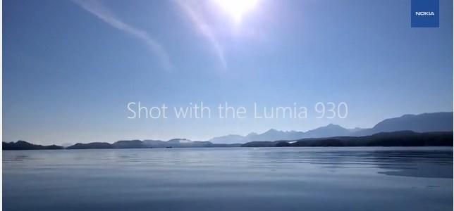 Lumia 930 sample