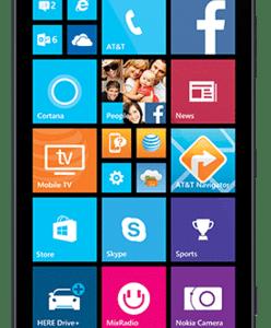 Lumia830-BLK-Front-png